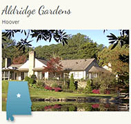 We're delighted to be part of the Alabama Garden Trail!