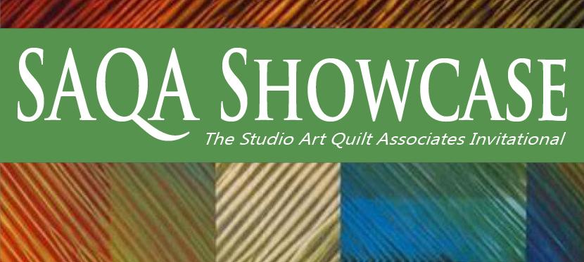 SAQA Showcase: Studio Art Quilt Associates Invitational