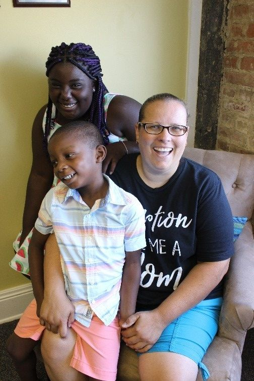 Family finds support and community through Adoption Network Cleveland