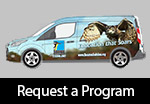 Request a Program logo