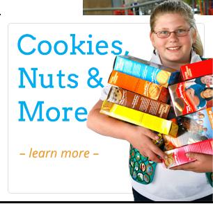 Cookies, Nuts & More