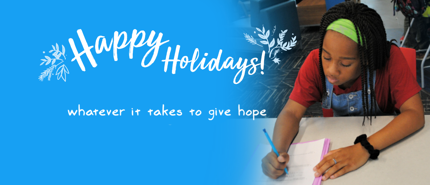 Become a Holiday Helper!