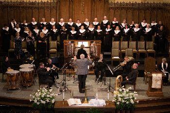 First United Methodist Church of Fort Worth Choir at Worship