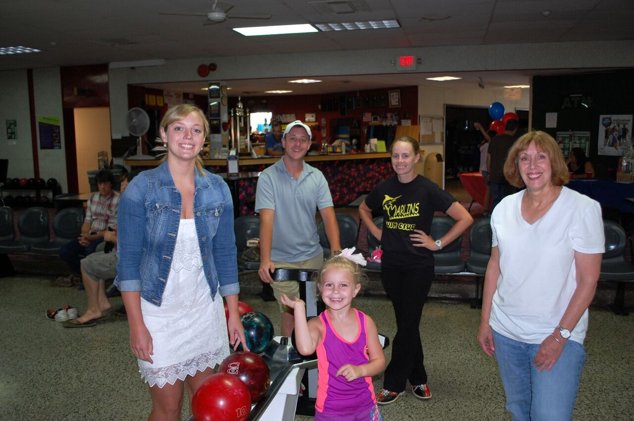"""Reset a Child's Life"" bowling fun for all ages"