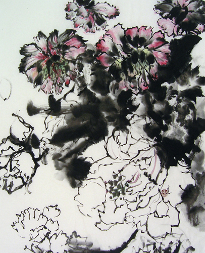 Adult Class: Plein Air & East Asian Brush Painting Methods (Sumi-e)