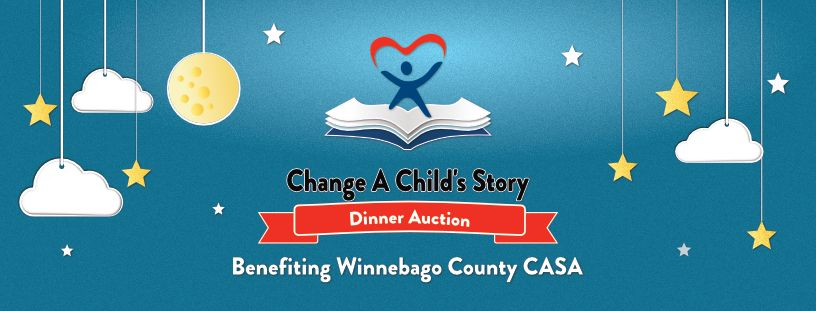 Change A Child's Story Dinner Auction