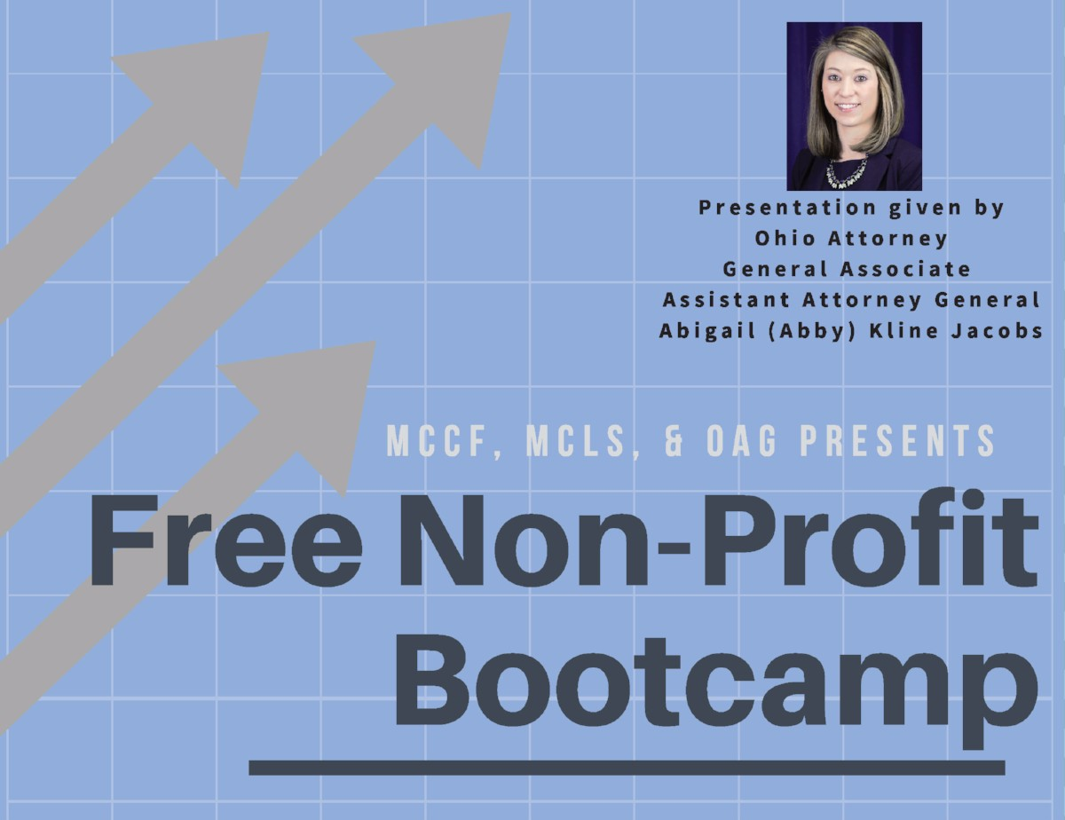 Free Non-Profit Bootcamp November 6, 2017