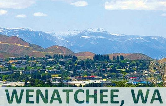 Omak/Okanogan trip to Wenatchee