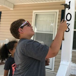 Habitat dedicates Bell home in Mount Olive