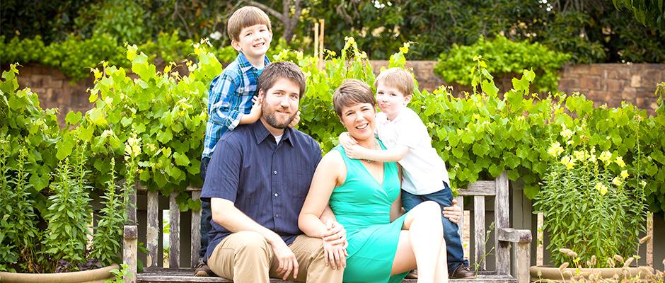 The Ogden Family