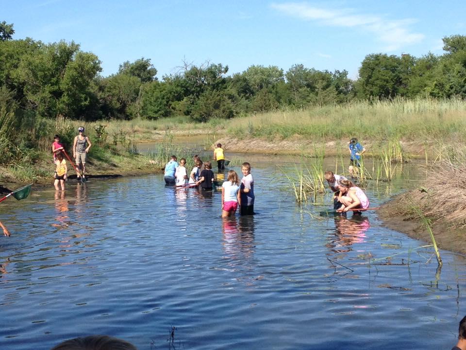STEM in Nebraska afterschool and summer programs