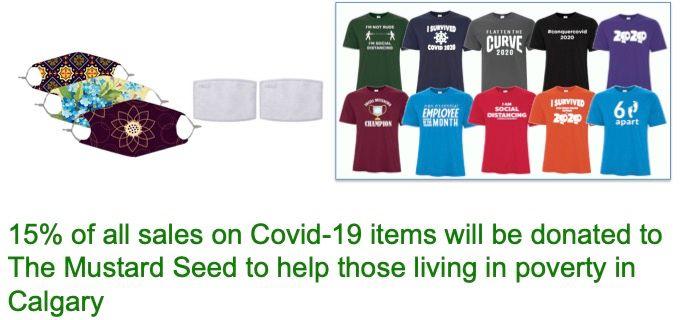 Covid 19 Masks and Clothing