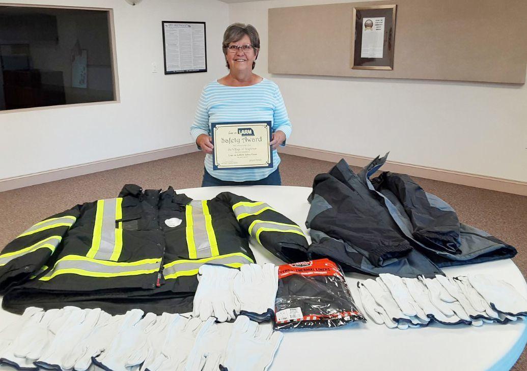 Village of Stapleton receives Lean on LARM Safety Grant