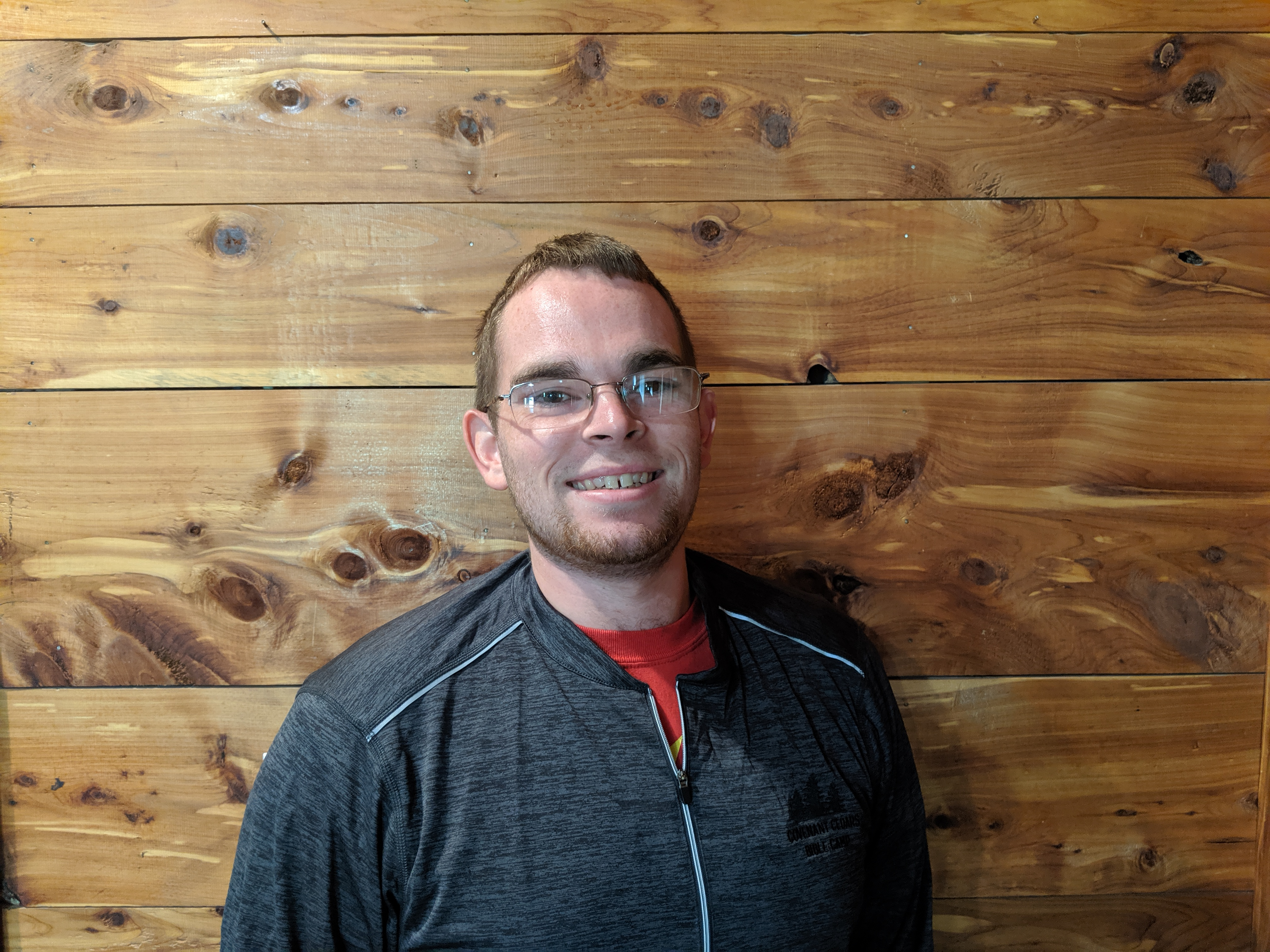 Joel Harper - Head of Housekeeping