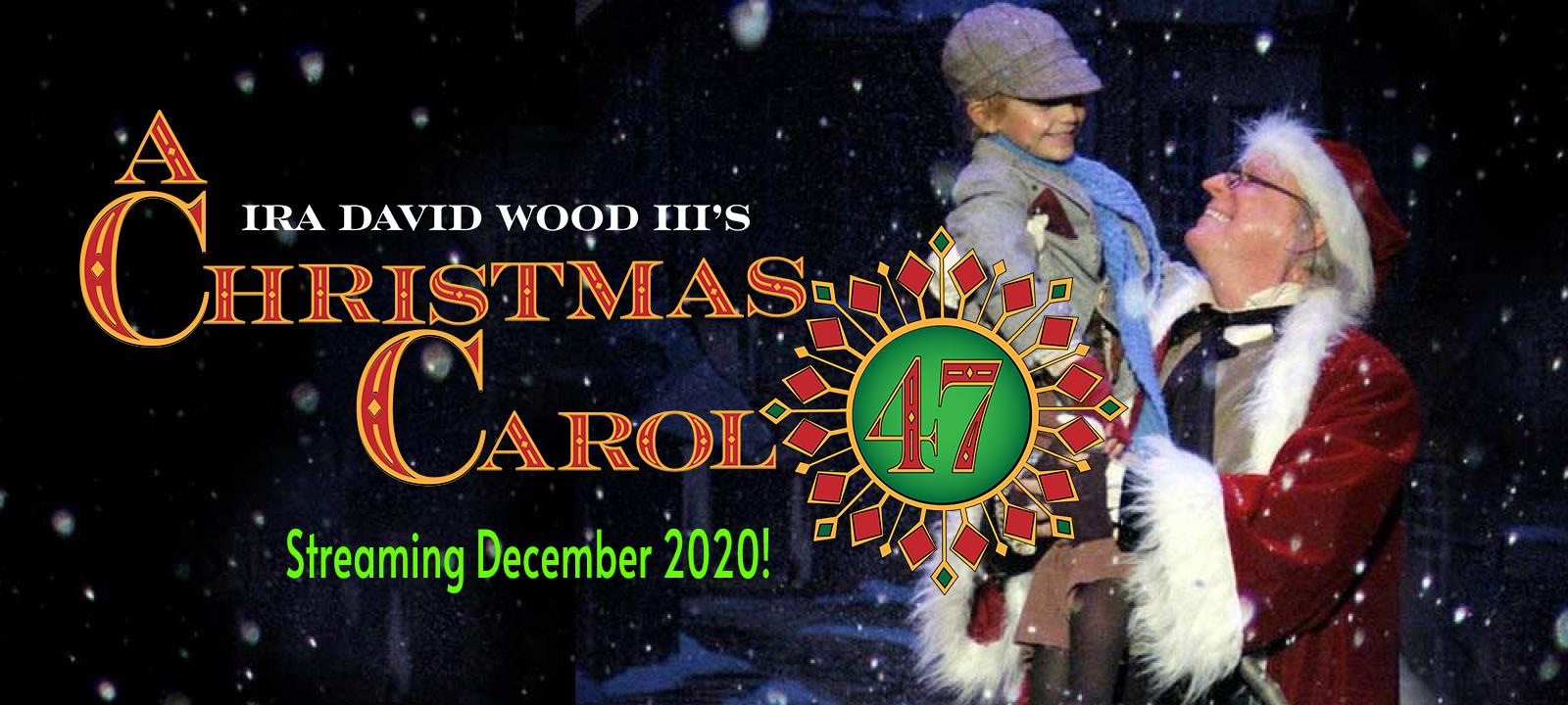 A Christmas Carol Raleigh 2020 A Christmas Carol 2020