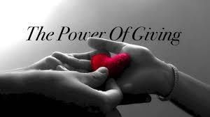 The Power of Giving - The Psychology Behind Giving Back
