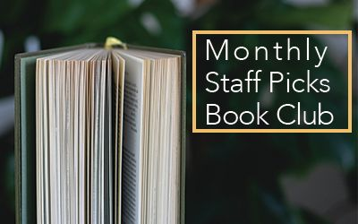 Staff Picks Book Club