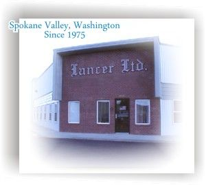 Lancer Ltd Spokane Valley WA since 1975 printing and filing supplies