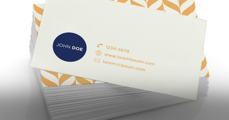 4-COLOR BUSINESS CARDS