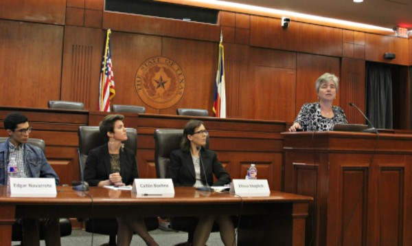 EJC Hosts Forum at UT Law School on Supreme Court's Pending Immigration Case