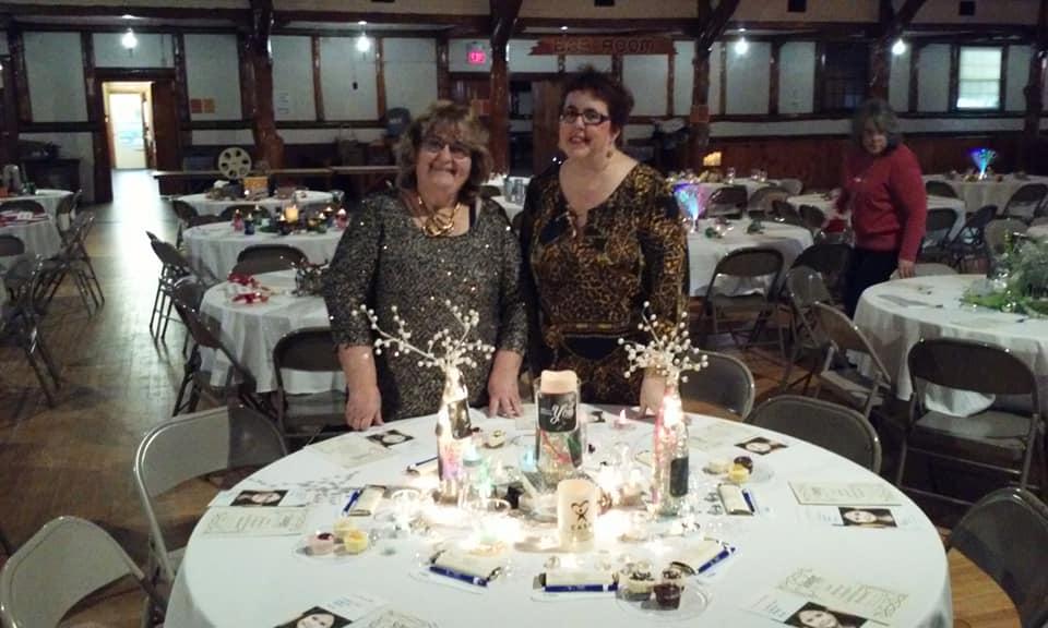 Schuyler Chamber of Commerce annual banquet