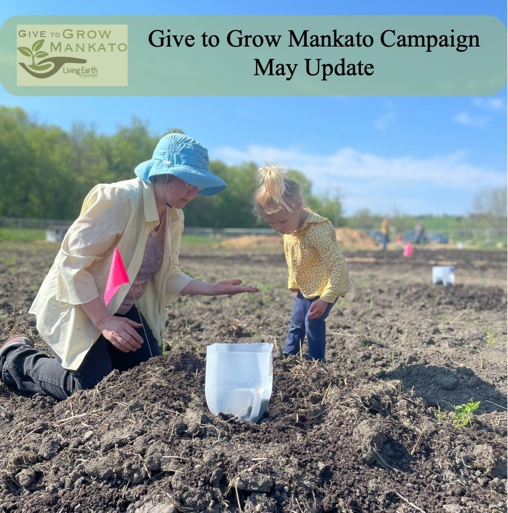 Give to Grow Mankato Campaign May Update