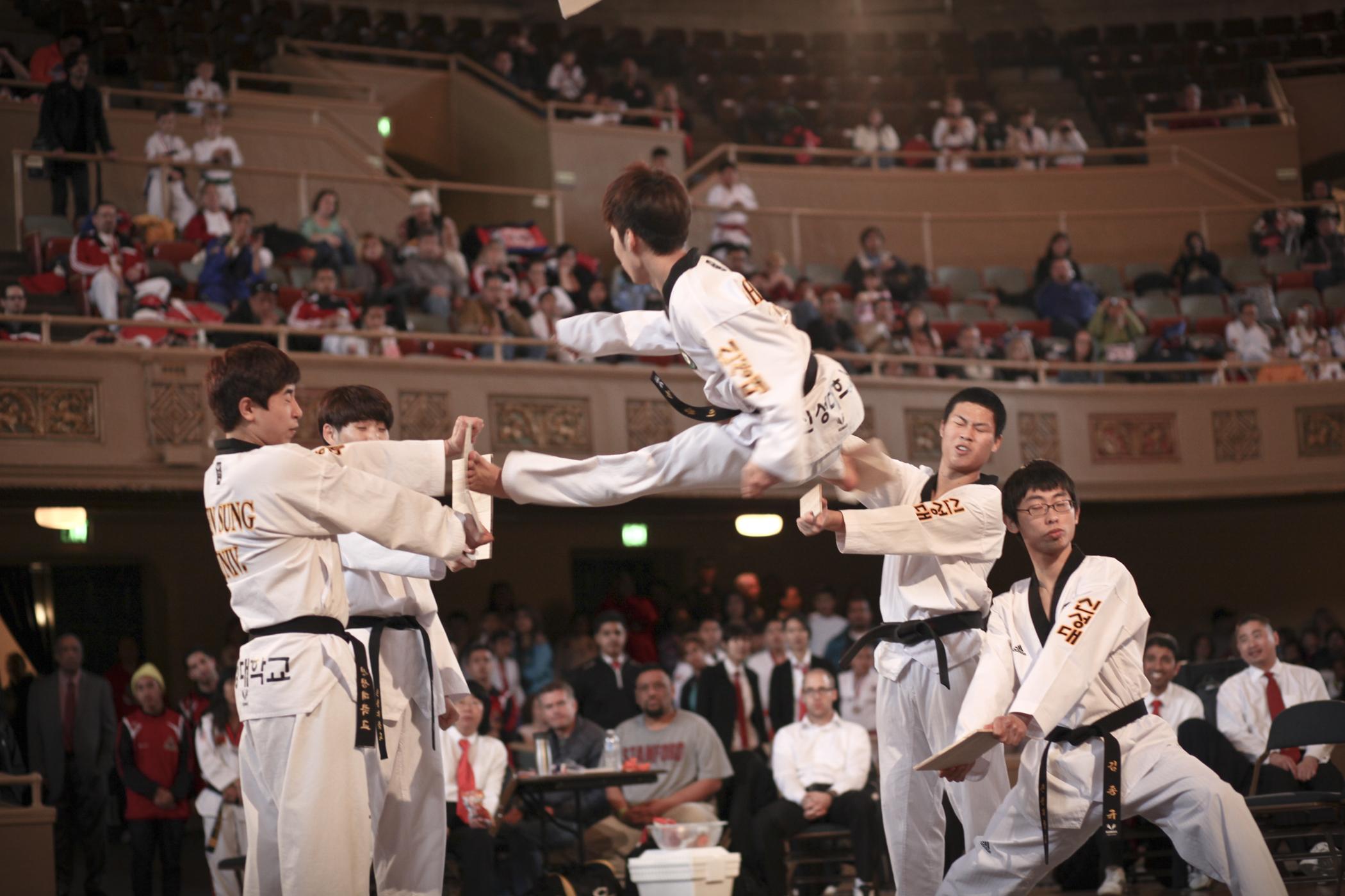 2014 Sacramento Invitational Taekwondo Championships