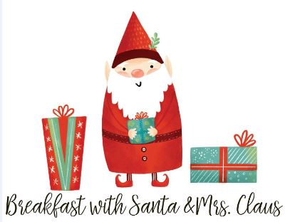 Cache/Box Elder Breakfast with Santa