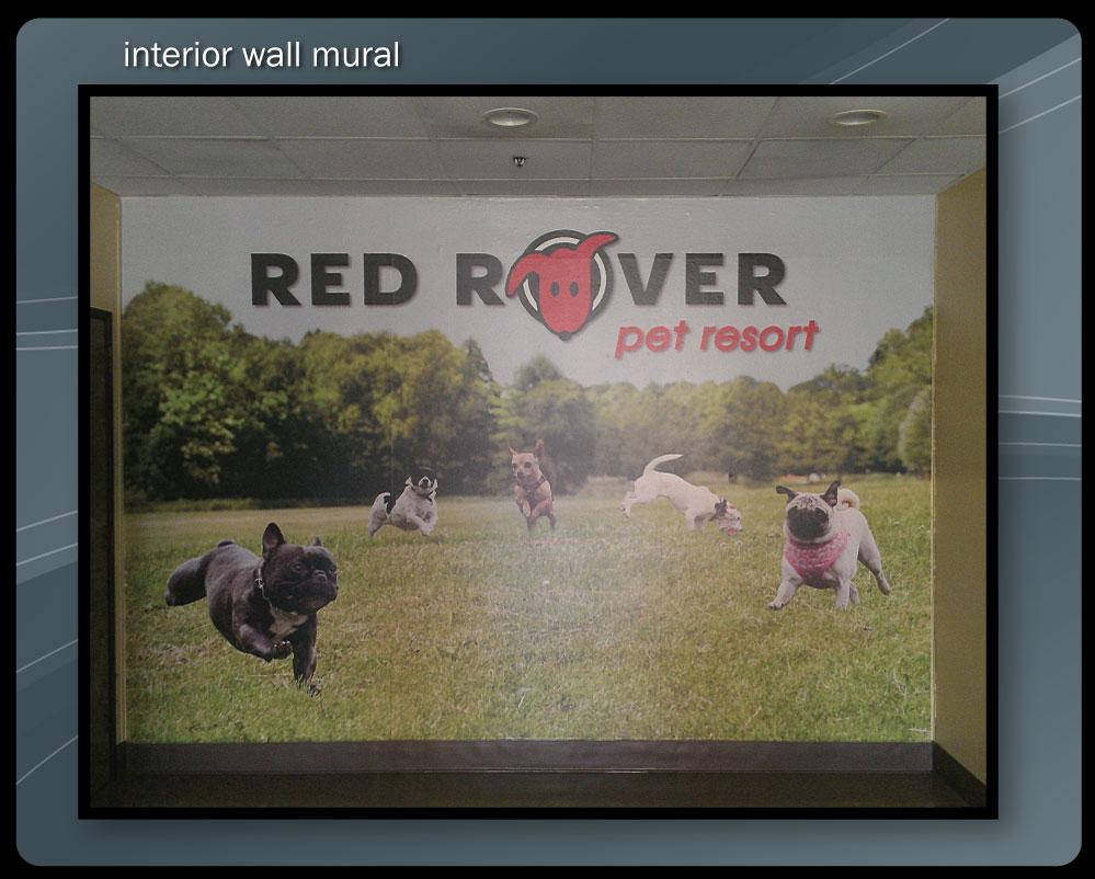INTERIOR WALL MURAL