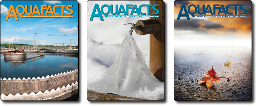 "New York Rural Water Association ""Aquafacts"" Magazine"