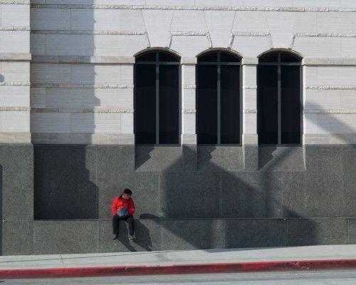 Bus Stop, Pasadena, Photography
