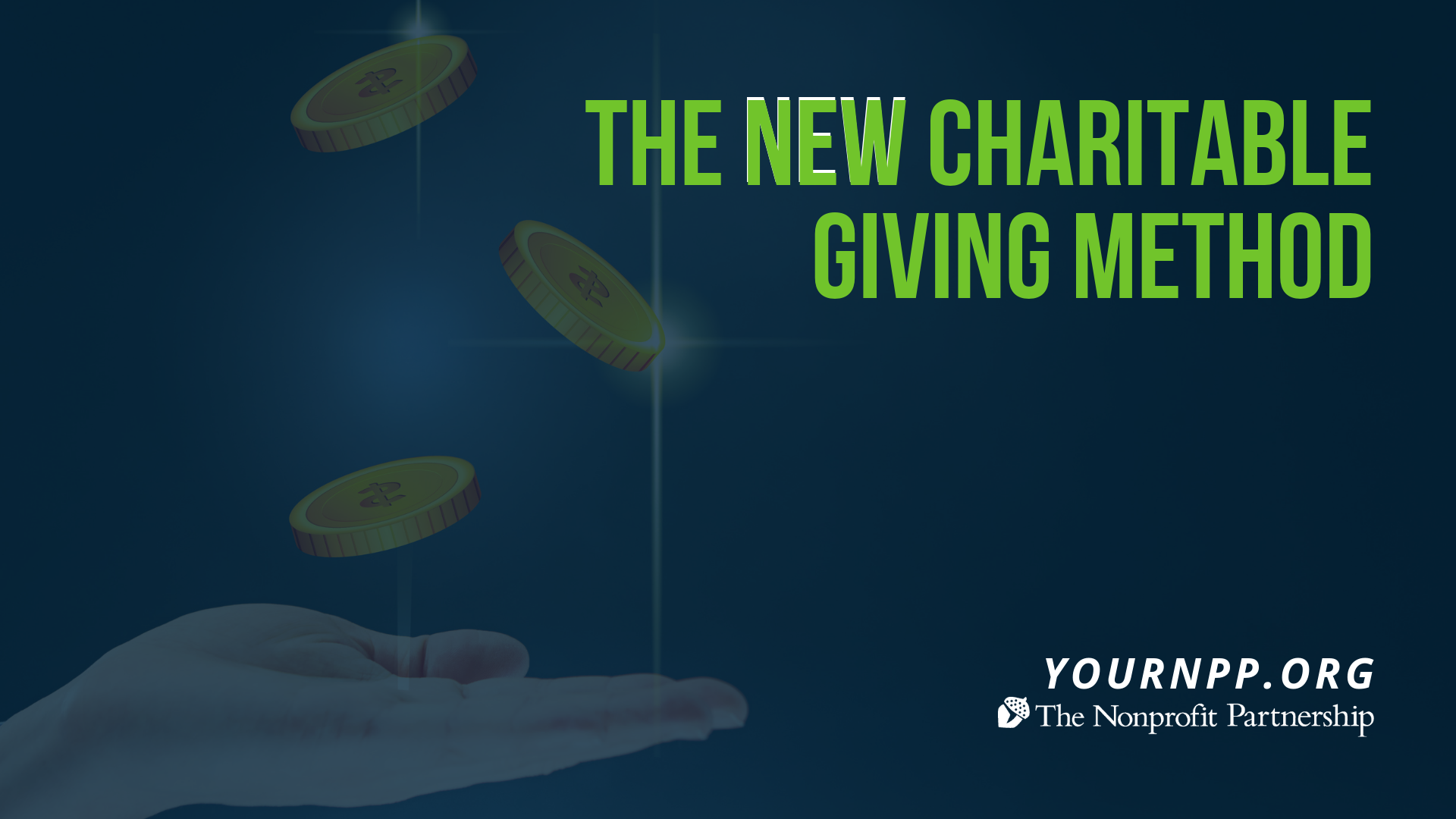 The New Charitable Giving Method