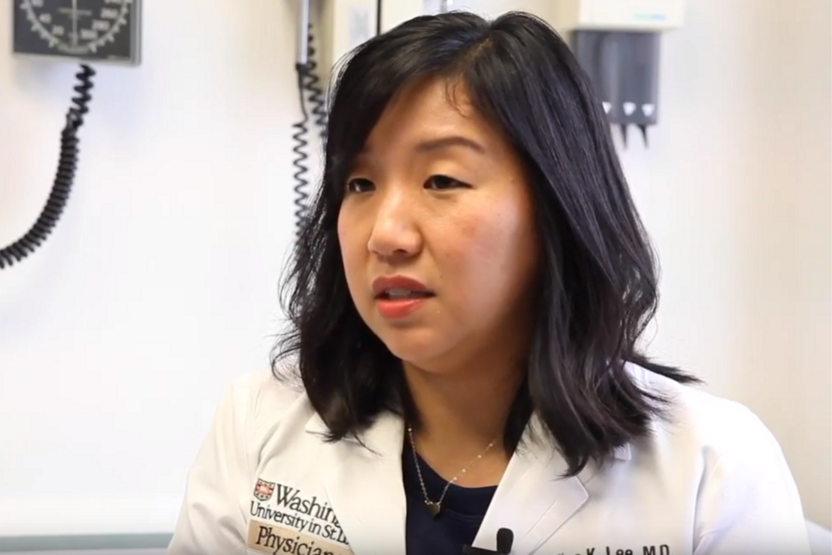 DR. LEE ON THE IMPORTANCE OF CHD RESEARCH