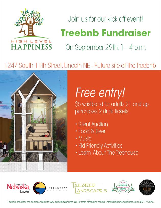 Treebnb Kickoff Fundraiser