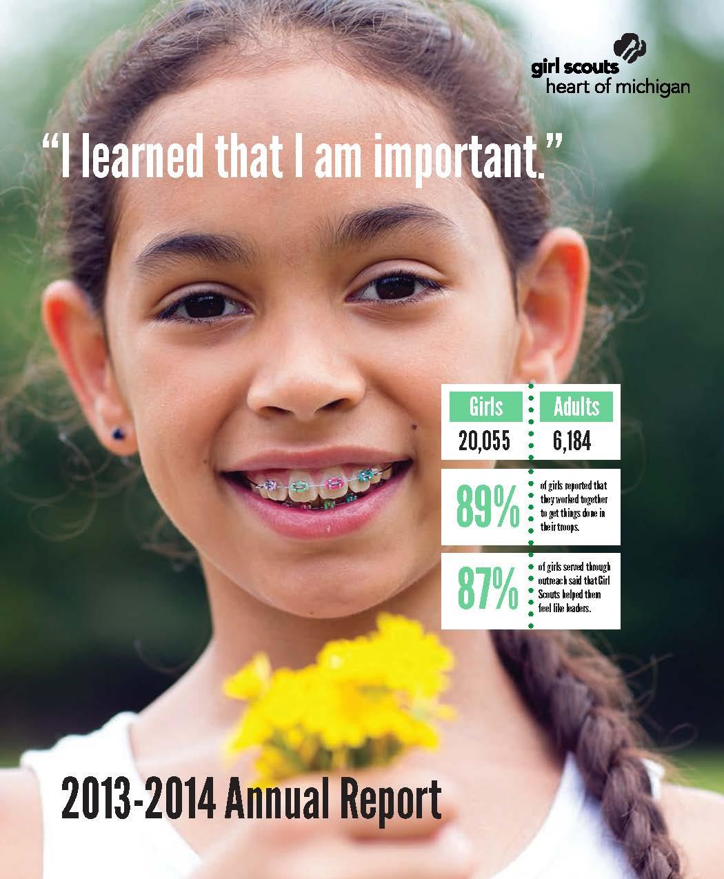 2013–2014 Annual Report
