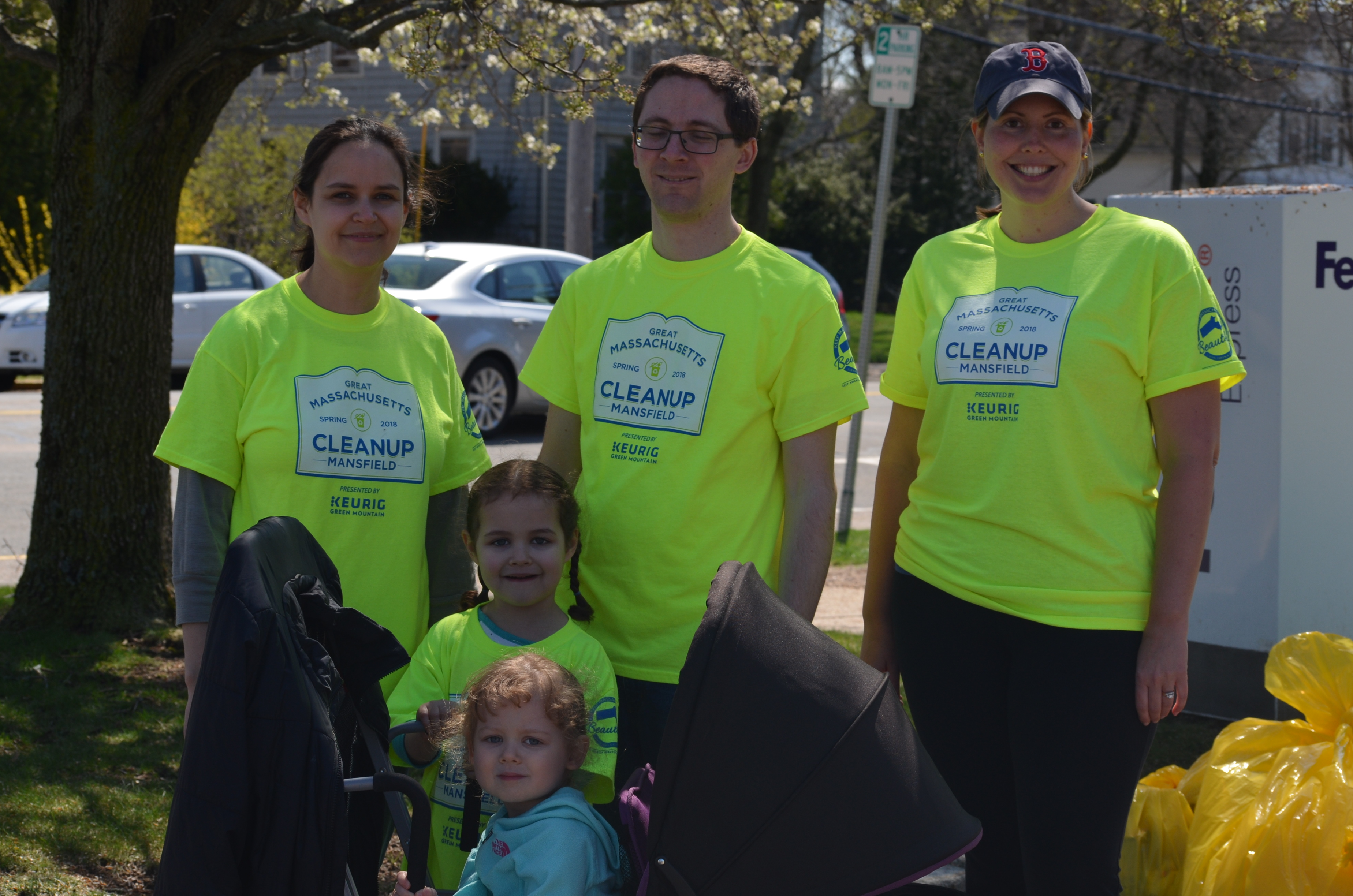 Great Mansfield Cleanup