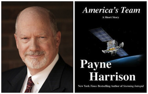 Payne Harrison - Creator of the Crypto-Thriller