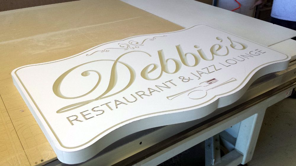 Debbie's Engraved Angle