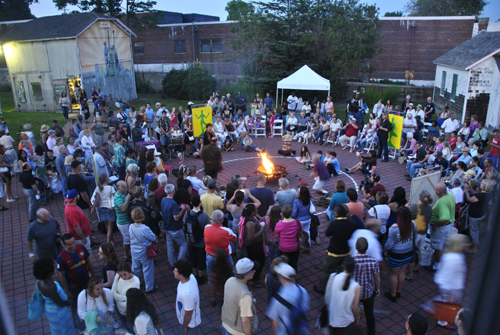 JumpstART! An Evening of Free Public Arts Events in Downtown Riverhead on Thursday, August 11 (posted July 27, 2016)