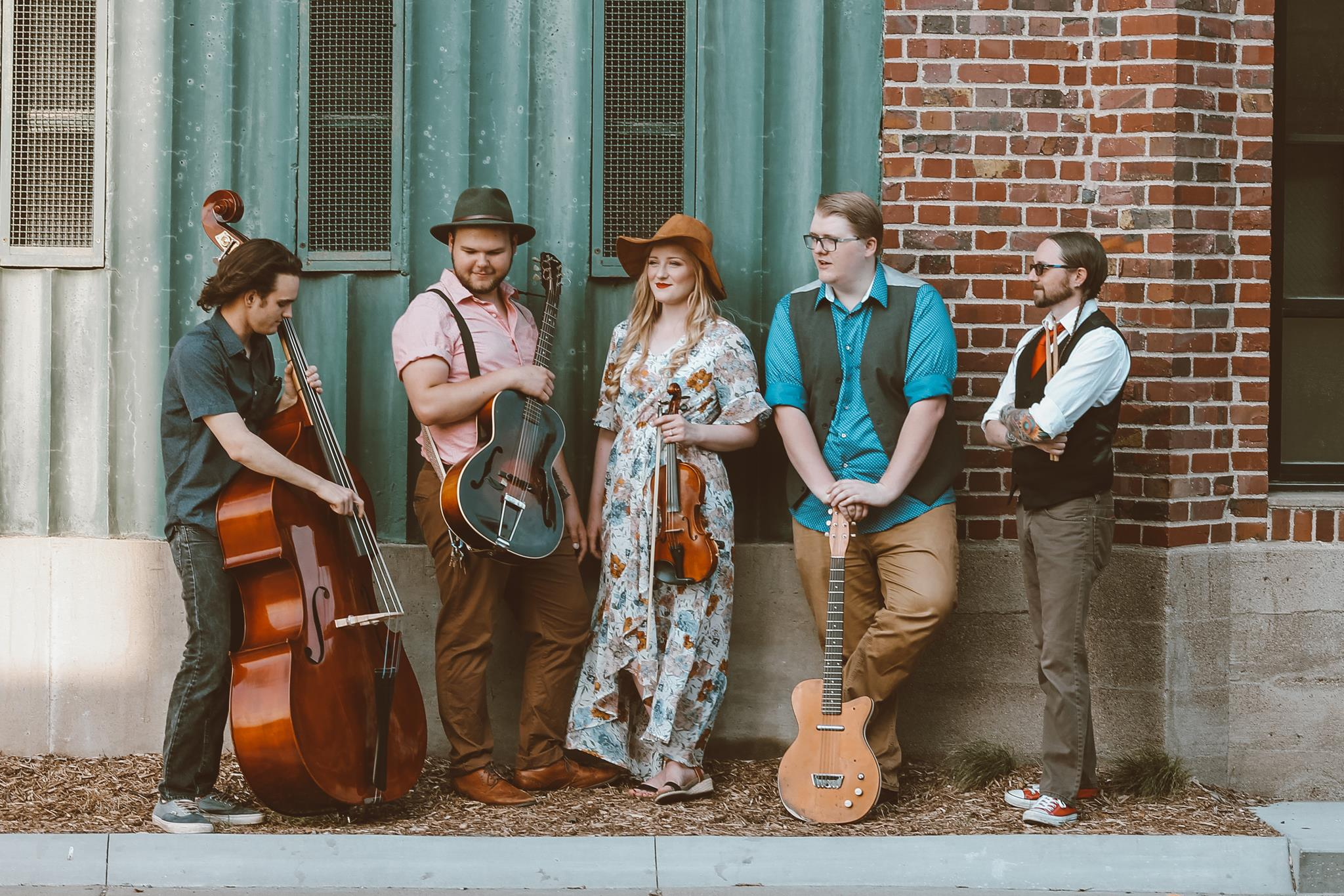 Music at the Holiday Market: The Wildwoods
