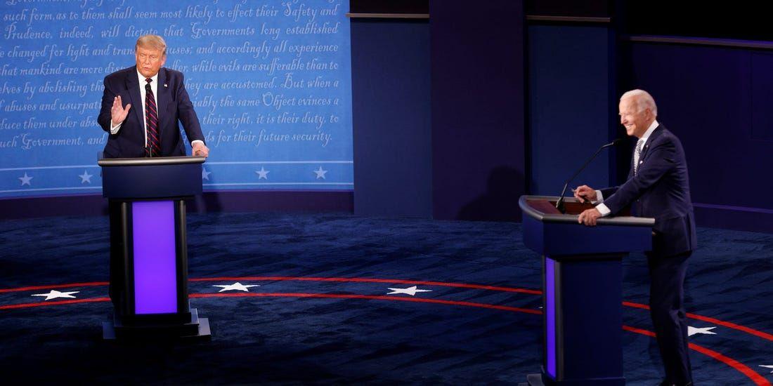 What happened at the debate?
