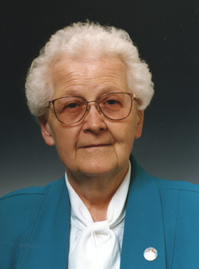 Sister Neola Winter, OSB