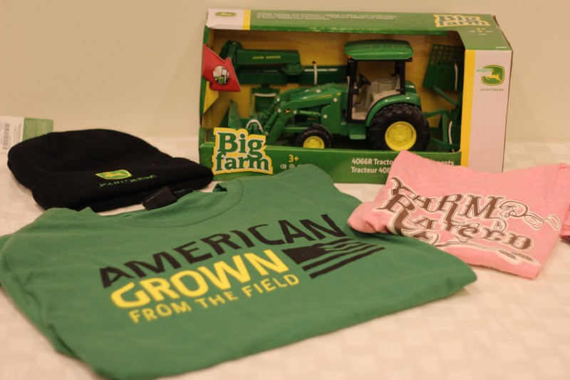 John Deere Package - Donated by JD Equipment