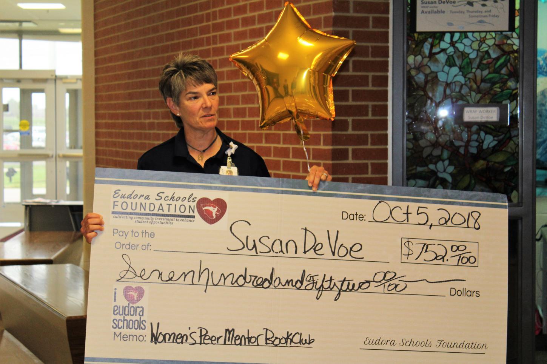 EHS Classroom Grant: Women's Peer Mentor Book Club