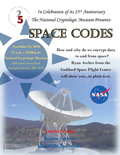 """Space Codes"" with NASA at the NCM"