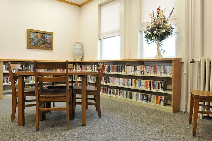 Fiction Room meeting spots