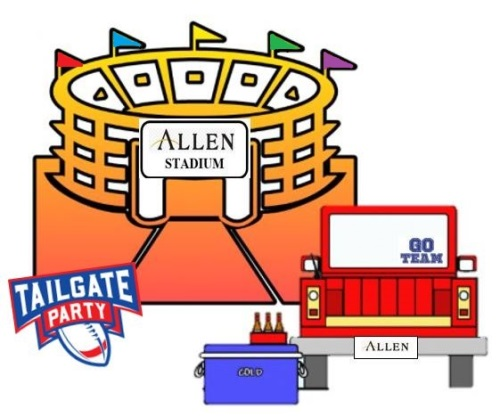 Tailgate Mixer