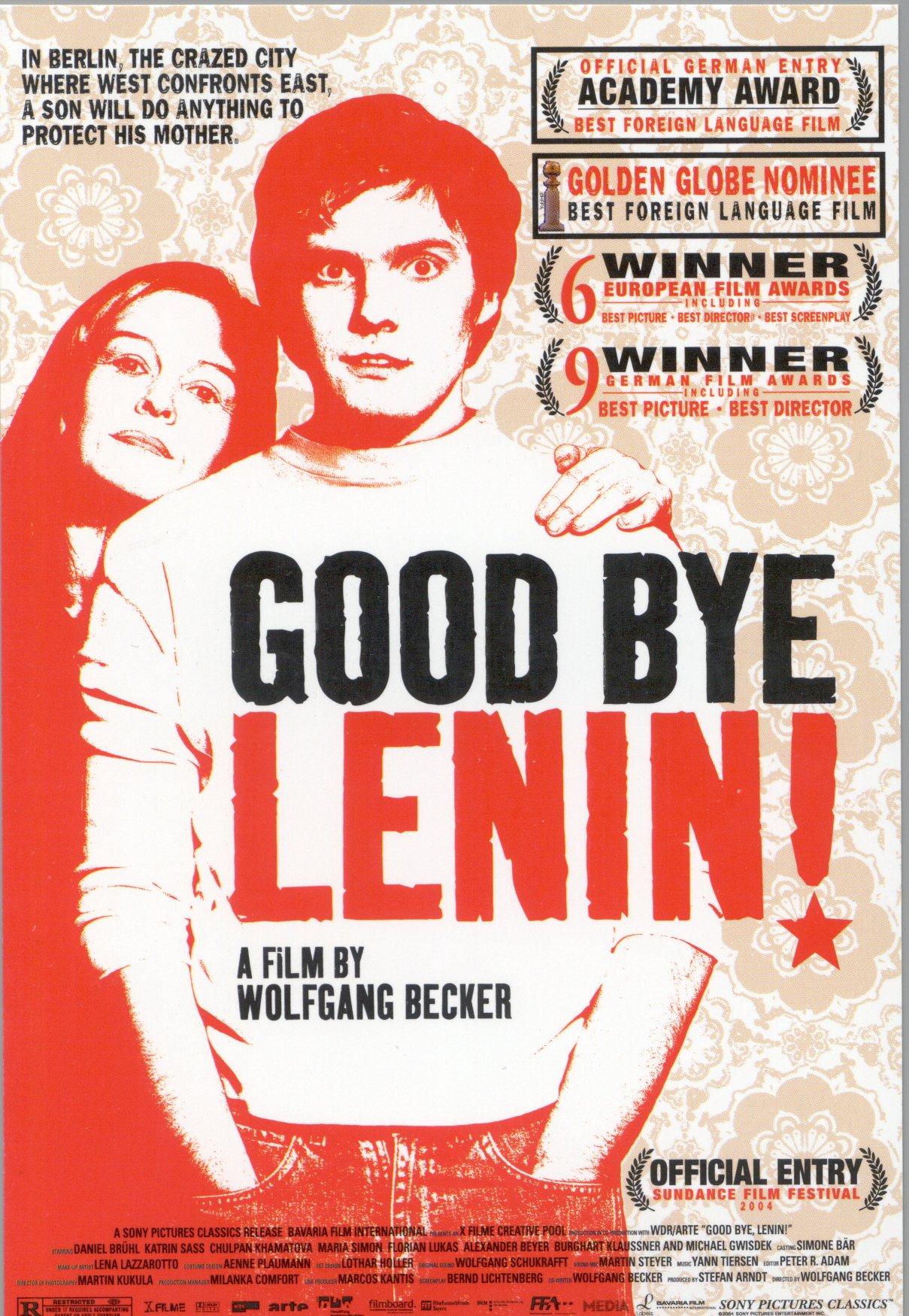 German film screening: Good Bye, Lenin!