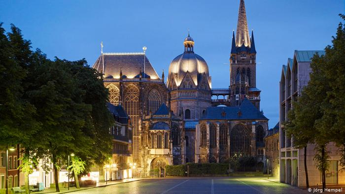 Discover Aachen, Charlemagne's capital city
