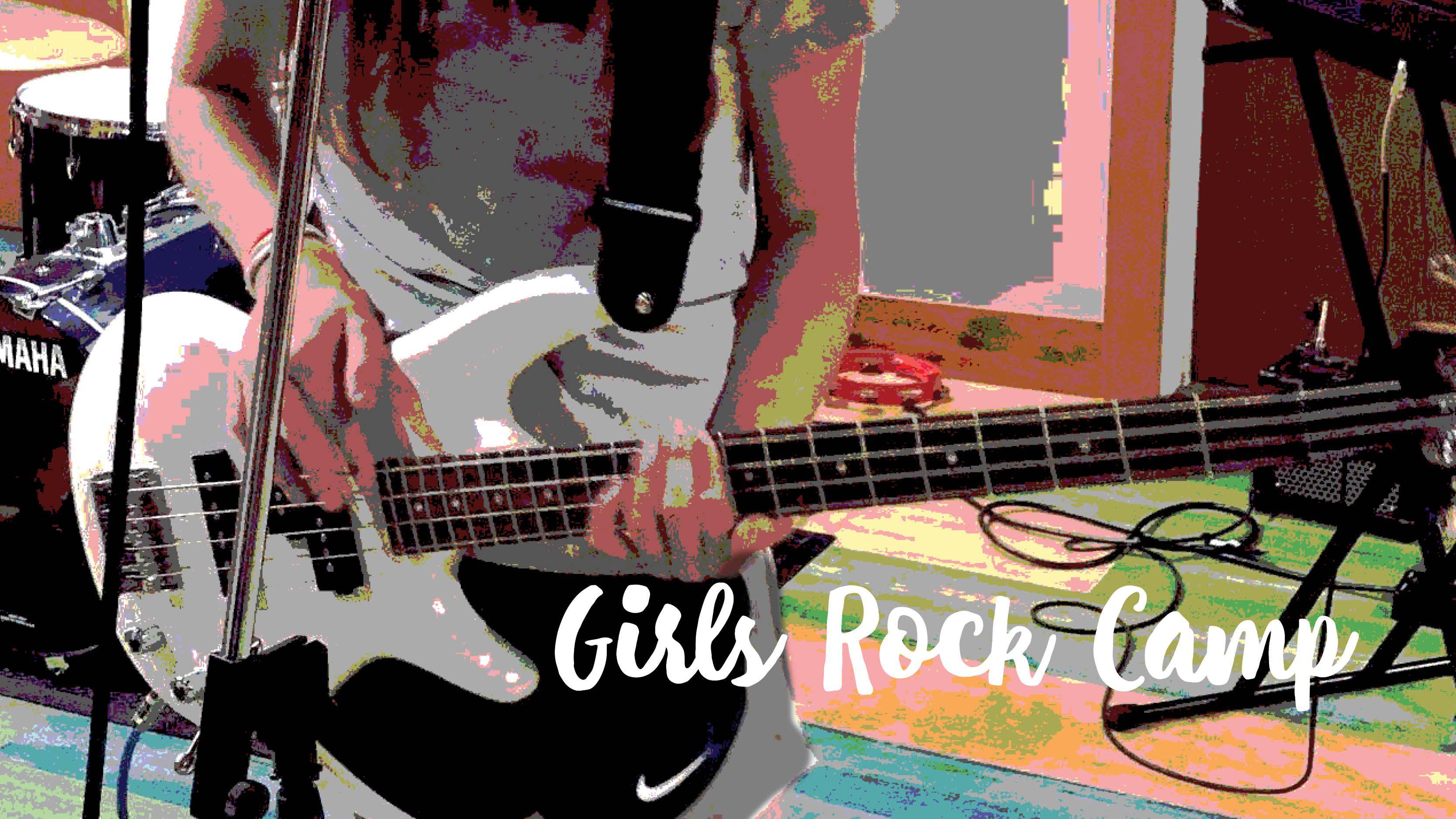 AMP: Girls Rock Camp